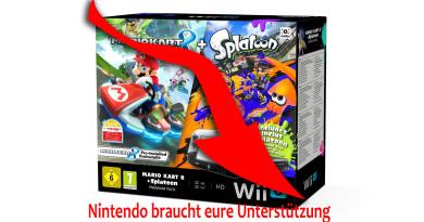 Nintendo braucht eure Hilfe