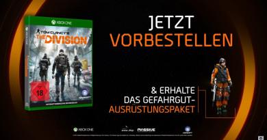 Ubisoft The Division Februar Trailer
