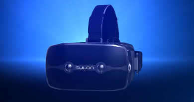 AMD Sulon Q VR/AR Headset