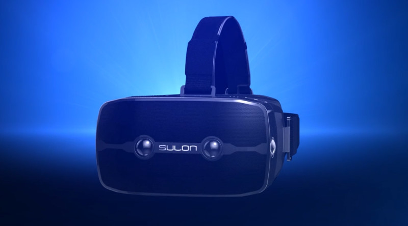 AMD Sulon Q VR/AR Headset