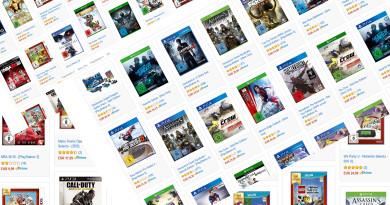 Gaming Angebote August 2016