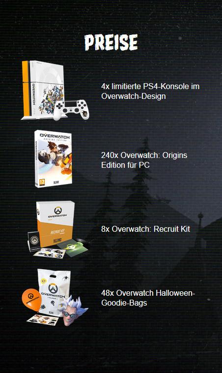Consolero.de | Junkensteins Halloween Horror | Gewinne